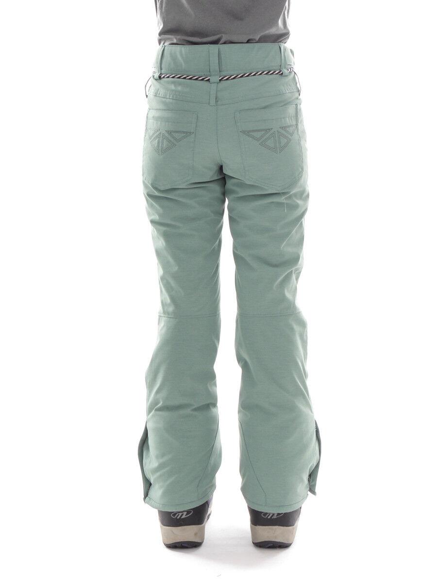 Brunotti Skihose Winterhose Snowboardhose grün Hypey Slim Slim Slim Fit 8k a14f4b
