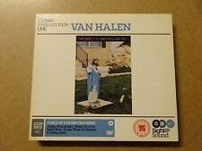 CD + DVD / VAN HALEN: RIGHT HERE RIGHT NOW