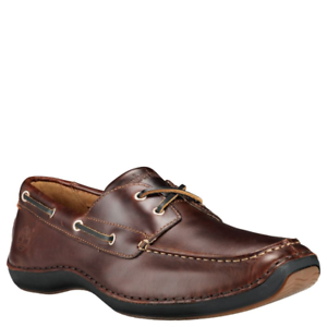 mens-timberland-boat-shoes-annapolis-2-eye-moc-toe-brown-root-beer-smoth-tb74013