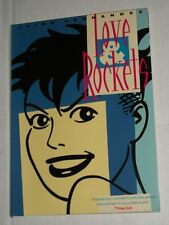 Titan Books LOVE & ROCKETS Jaime Hernandez 1st Edition TPB Trade Paperback