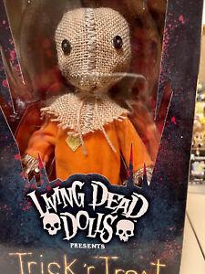 Mezco Toyz Living Dead Dolls Trick 'r Treat SAM