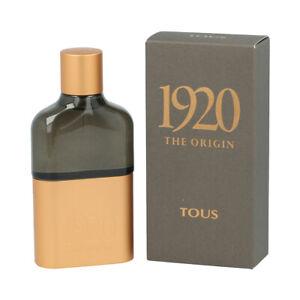 Detalles de Tous 1920 The Origin Eau de Parfum Edp 100 ML (Hombre)