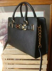 Hamilton EW Satchel Black