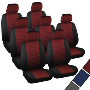 7er sitzbez ge schonbez ge sitzbezug f r van ohne seitenairbag 7233 ebay. Black Bedroom Furniture Sets. Home Design Ideas