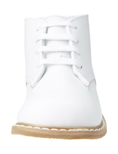 White 4 M US Toddler Baby Deer High Top Leather First Walker Infant//Toddler