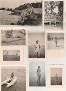 9 Stück Fotos um 1970-Frau-Nude-Erotik-Guter Zustand   eBay