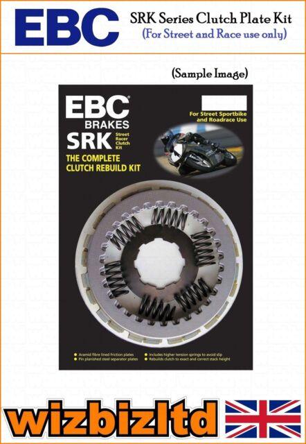 EBC SRK fibra de Aramida Kit de embrague HONDA NT 400 Bros NC 25 srk061