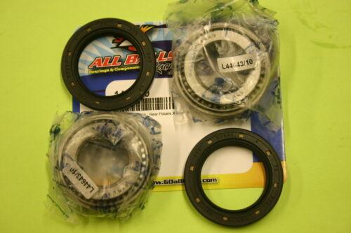 POLARIS  1999 300 Xplorer 4x4 Rear Axle Bearing Kit Wheel Bearing Kit