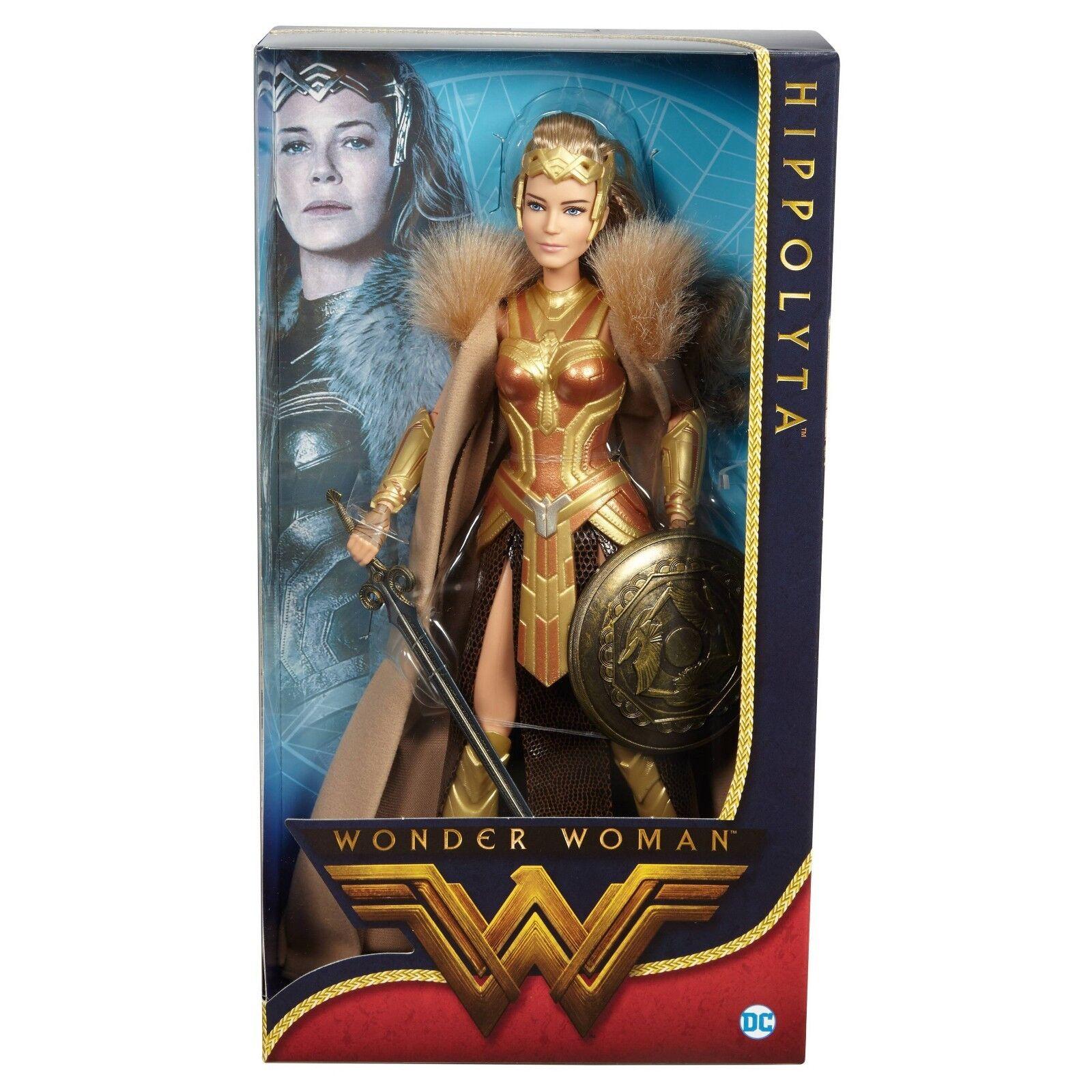 Barbie Collector Muñeca Hippolyta Mujer Maravilla Reina