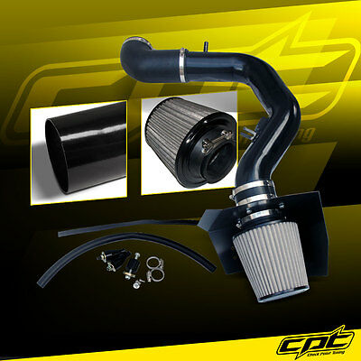 04-08 Ford F150 F-150 5.4L V8 Blue Cold Air Intake Stainless Steel Air Filter