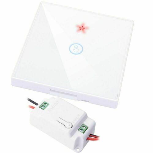 Home & Garden Home, Furniture & DIY 1/2/3 Gang Wireless Light ...