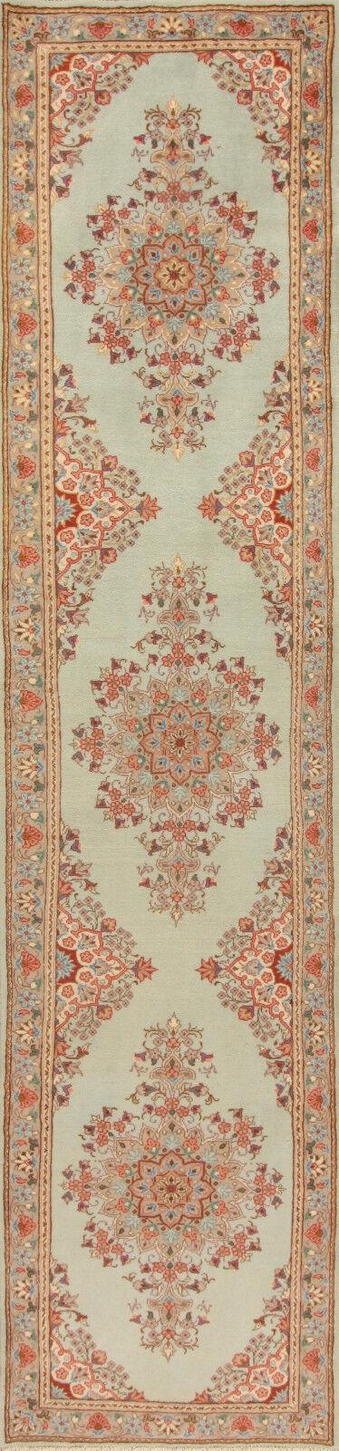 Alfombras orientales Auténticas hechas a mano persas nr. 4482 (334 x 80) cm