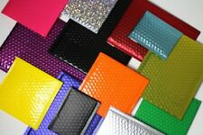 Any Size Colorful Poly Bubble Mailers Shipping Mailing Padded Bags Envelopes