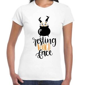 image is loading resting witch face ladies halloween t shirt