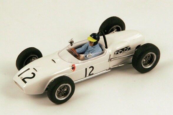 1961 Lotus 18, No.12, BELGIQUE GRAND PRIX Voiture Modèle À L'échelle 1 43 par Spark S1842