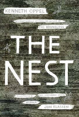 """1 of 1 - """"NEW"""" The Nest, Oppel, Kenneth, Book"""