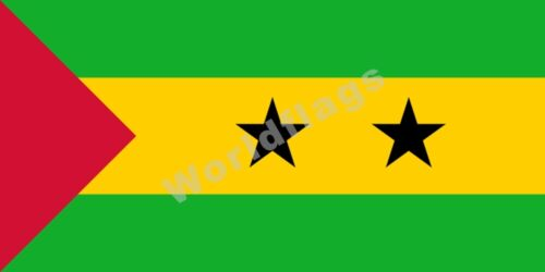 Sao Tome and Principe Flag 3X5FT MLSTP Movement for the Liberation Banner