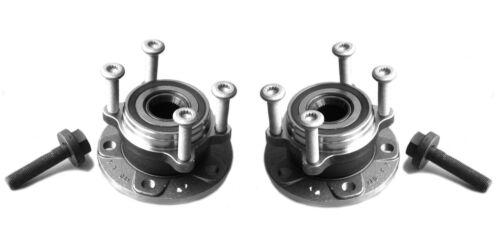 Audi S3 2006-2013 Front Wheel ABS Hub Bearing Pair