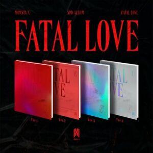MONSTA-X-FATAL-LOVE-3rd-Album-Preorder-Benefits-VERSION-1-2-3-4