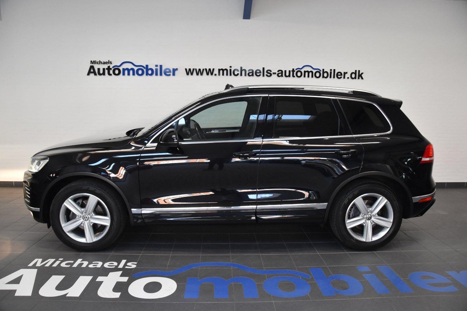 VW Touareg 3,0 V6 TDi 262 Tiptr. 4M 5d - 0 kr.