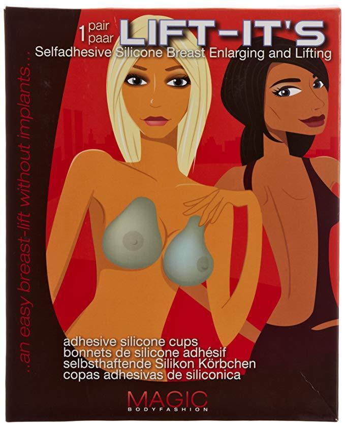 Magic Body fashion Women's Lift Its Bra Enhancer Beige (Skin) CUP C A472-8