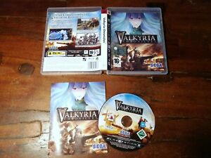 Valkyria-Chronicles-Ps3-Perfetta-Edizione-Italiana-Completa-Disco-a-Specchio