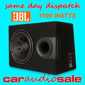 jbl s2 1224ss 12 car van sub series ii vented subwoofer. Black Bedroom Furniture Sets. Home Design Ideas