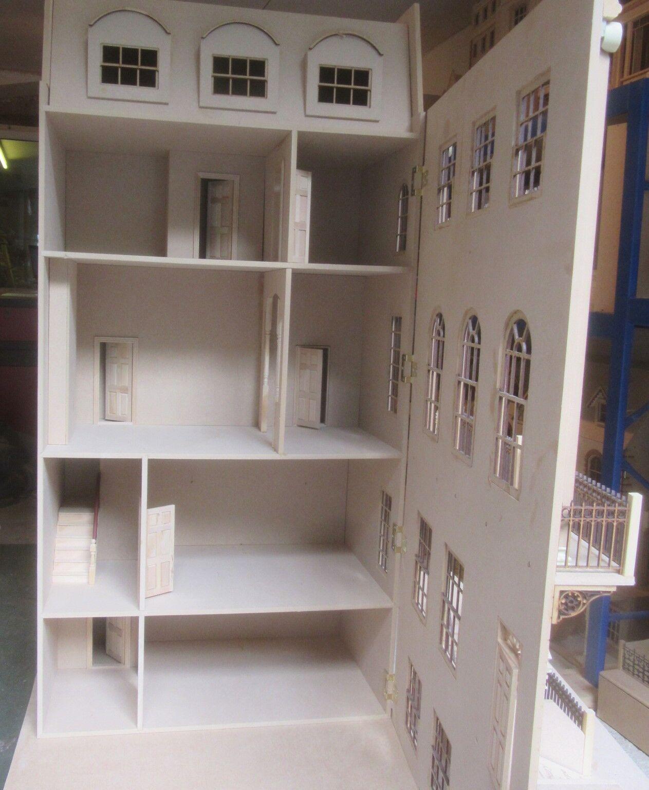 Maison Maison Maison de poupées 12th échelle the Canterbury Maison en kit DHD 16-03 cc3b54