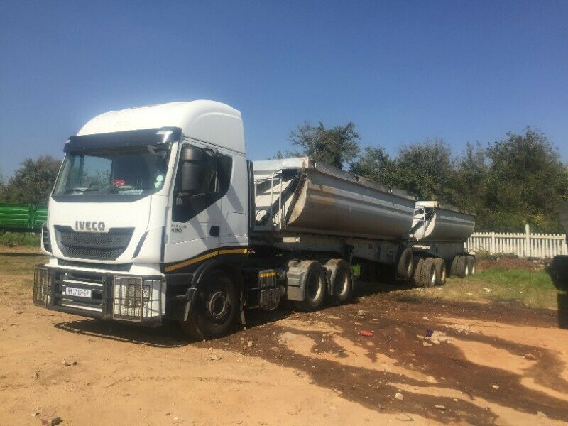 COMPLETE SIDE TIPPER INSTALLATIONS AND ALL SERVICES