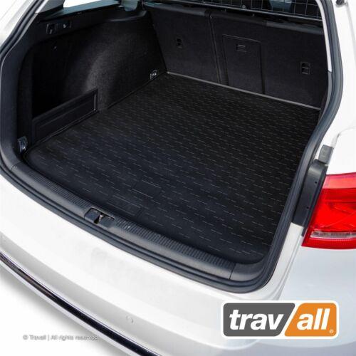 Travall Gummi Kofferraummatte für VW Passat Kombi 2005-2015 Alltrack 2012-2015