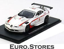Spark Mercedes-Benz SLR McLaren #5 SLR Trophy 1:43 Model Car Genuine New