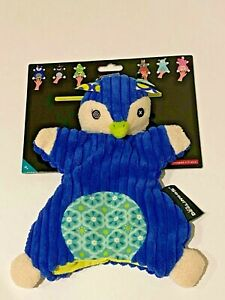 Les-Deglingos-plush-toy-Frigos-The-Penguin-puppet-6-6-9-inches-NEW-France