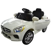 Fashion Cool Kids Ride On Car Rc Remote Control Battery Powered W/ Led Light Mp3