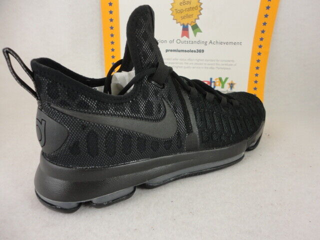 Nike Zoom KD 9, Black Anthracite, 843392 001, Size 10