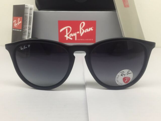 ccf1695b74 Frequently bought together. Ray-Ban Erika Black Frame Polarized Grey  Gradient Lenses
