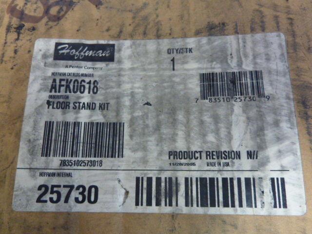 NEW Hoffman AFK0618 Floor Stand Kit 25730
