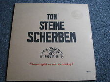 Ton Steine Scherben-Warum geht es mir so dreckig? LP-1971-David Volksmund-German