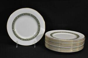 Royal-Doulton-Rondelay-H5004-Set-of-12-Salad-Plates