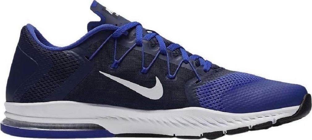 Da Uomo Nike Zoom treno completo binari Scarpe Da Ginnastica Blu 882119 401 Scarpe classiche da uomo