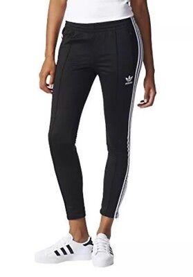 Superstar Track Pant Black