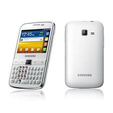 Samsung Galaxy Y Pro GT-B5510 White Silver New Other