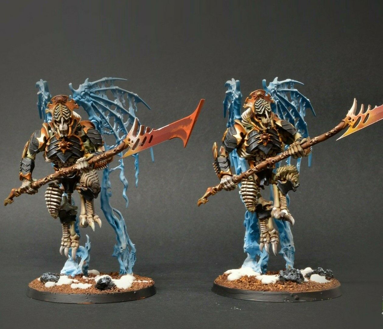 Morghast Archai Death Age of Sigmar ** COMMISSION ** painting