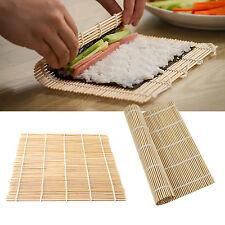 DIY Easy Sushi Roller Pad Plastic Mat Makers Magic Cooking Home Tool