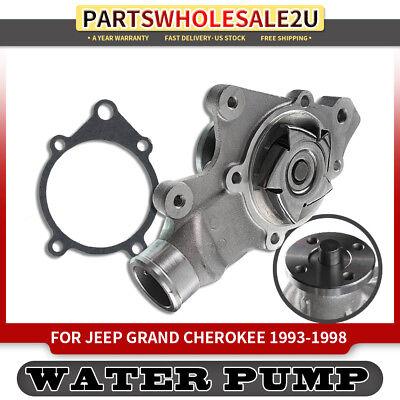A-Premium Water Pump for 91-02 Jeep GrandCherokee Wrangler Dodge Dakota 4626054