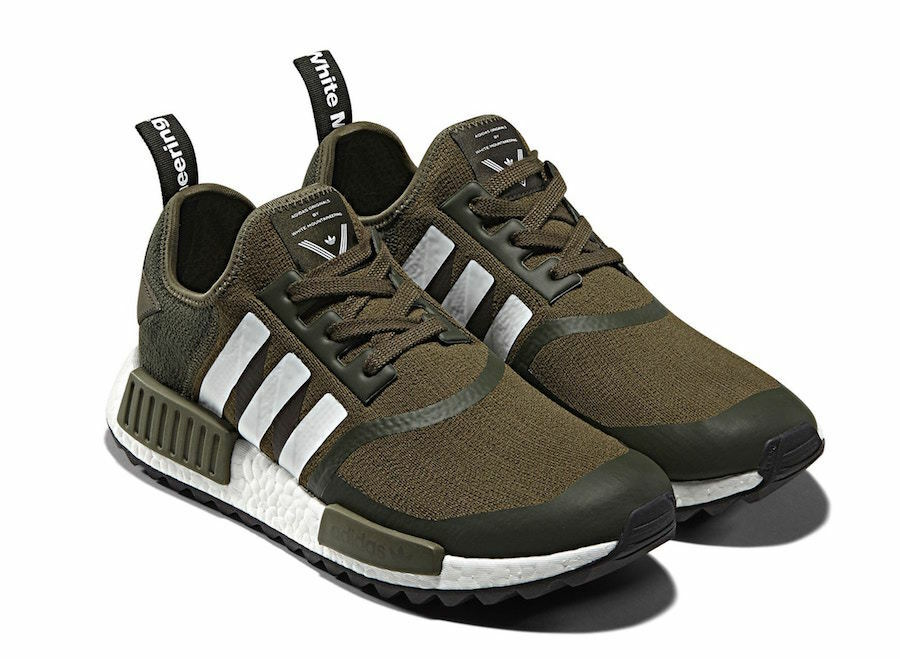 d71dbafe6d69b ... Adidas NMD WM Trail White Mountaineering CG3647 CG3647 CG3647 Trace  Olive Mens Size 5ac1b3