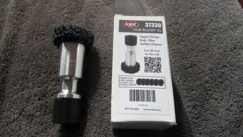 AME HUB BUDDY XL IMPACT DRIVEN HUB CLEANER #37330