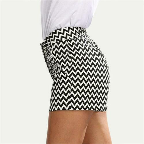 Woman/'s Fashion Middle Waist Shorts Temperament Thin Cotton Blend Casual Wear T