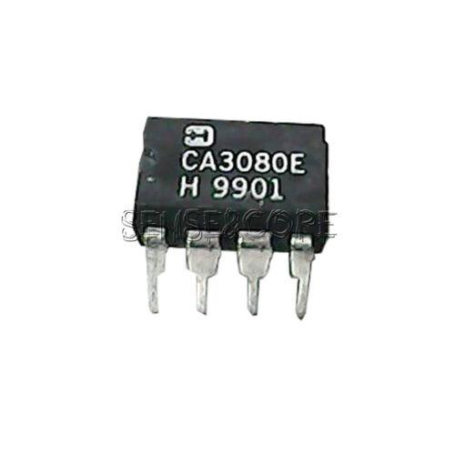 OP AMP IC HARRIS CA3080E CA3080EZ CA3080 DIP-8