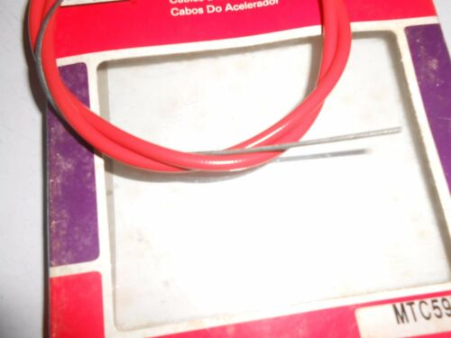 Manual Cable Del Acelerador 1982on MTC597 Sherpa Gasolina