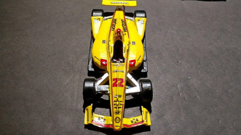 1:43 2018 Simon Pagenauld  22 Uomoard's Dallara Chevrolet
